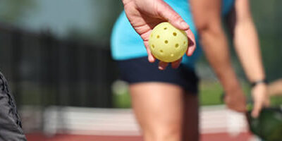 Pickleball Limited Use Rules