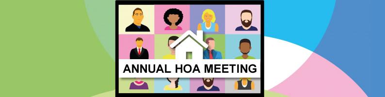 Annual HOA Meeting