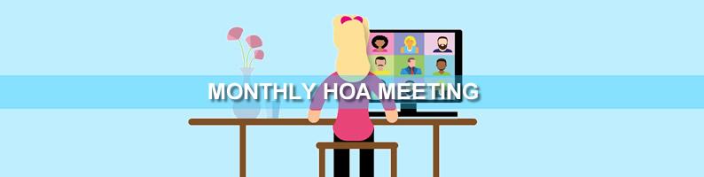 June HOA Meeting