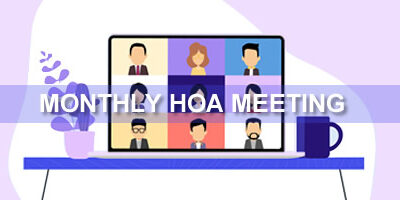 November HOA Meeting
